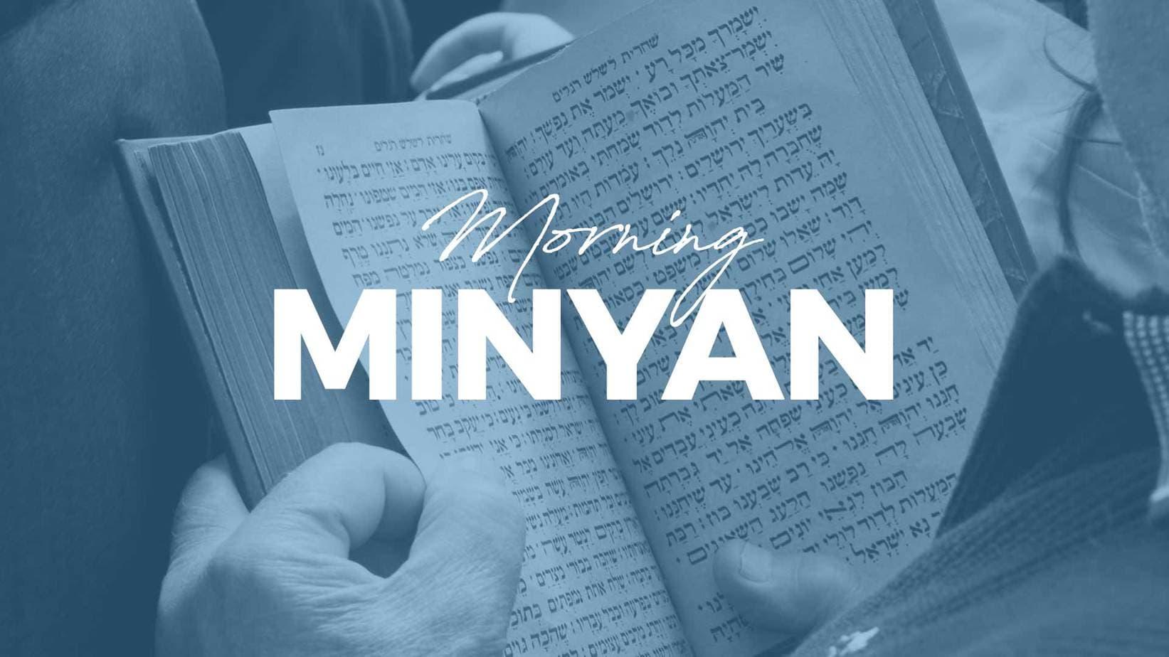 mourning-minyan