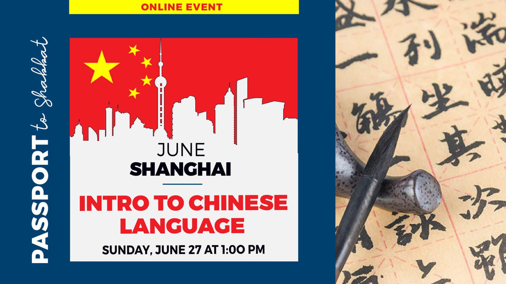 Social Media June 27 -online event