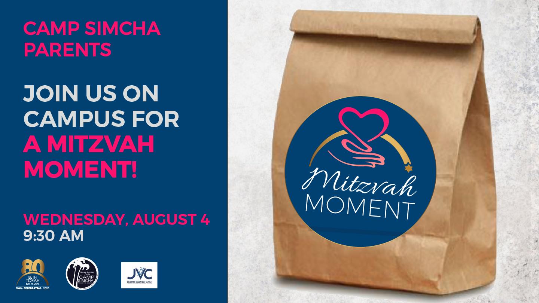 BTBRC- Mtzvah moment (Event)